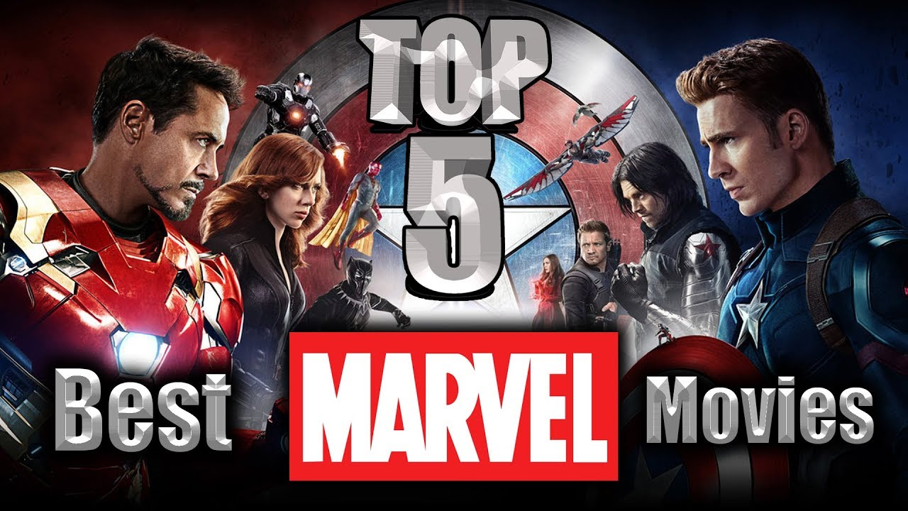 Movel Moveis Top 5 Best Marvel Movies