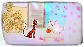 """Детская сказка """"Кошка по имени Крапинка и Пёс Бублик"""""""
