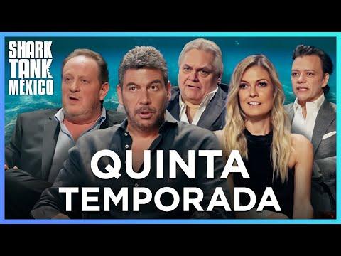 ¡Los Tiburones regresan al Tanque! | Shark Tank México