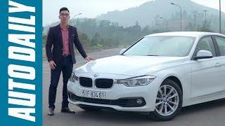 """Autodaily.vn   Đánh giá xe BMW 320i phiên bản đặc biệt: """"chất Đức"""" khó cưỡng"""