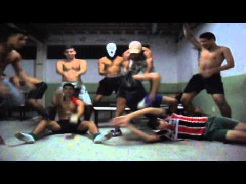 Harlem Shake friends - Brazil