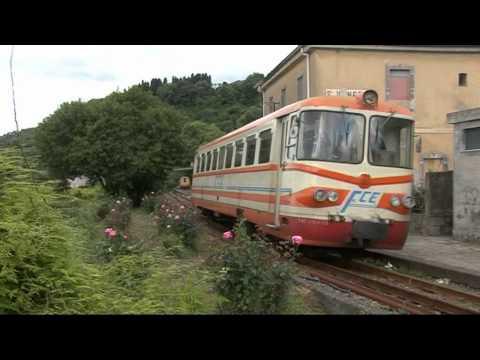 Sicilia - Ferrovia Circumetnea