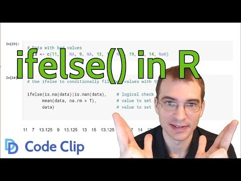 How To Use Ifelse In R