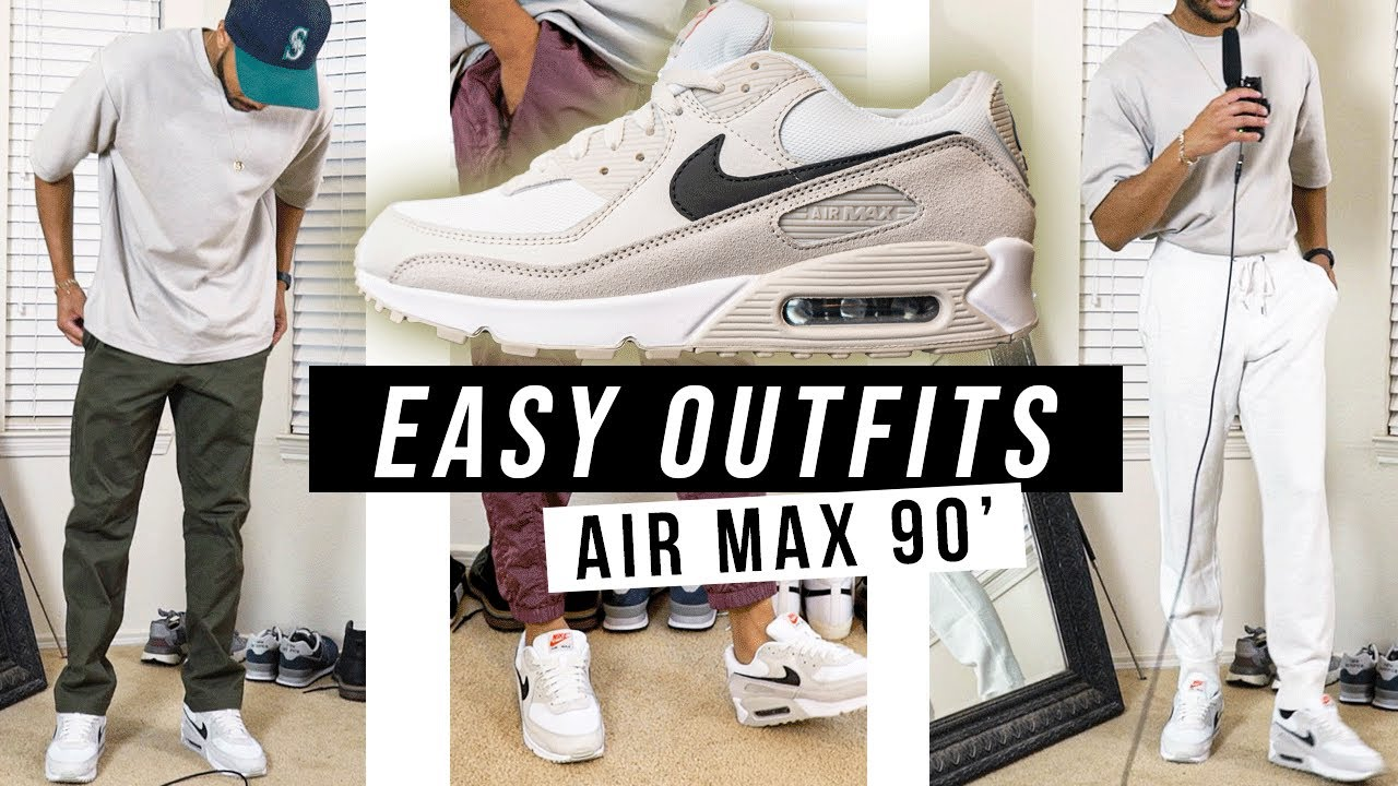 How to Style Air Max 90'