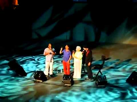 Webe3 Harmonic Chant LIVE in Rome, 8 July 2012