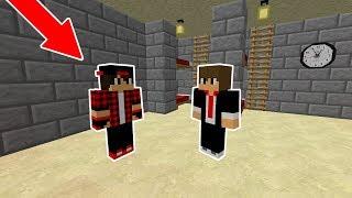 HAKİM, HIRSIZA 10 YIL HAPİS CEZASI VERİYOR! 😱 - Minecraft