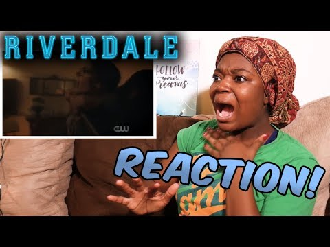 Riverdale Season 2 Episode 1 : REACTION!!