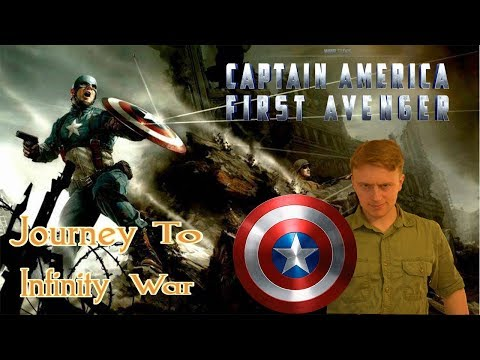 Journey To Infinity War/ Captain America The First Avenger(2011)-Review Ft. Steve Rogers