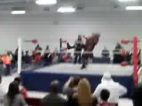 """Sarge Max Steel vs """"Libyian Nightmare"""" JB Payne (APW)"""