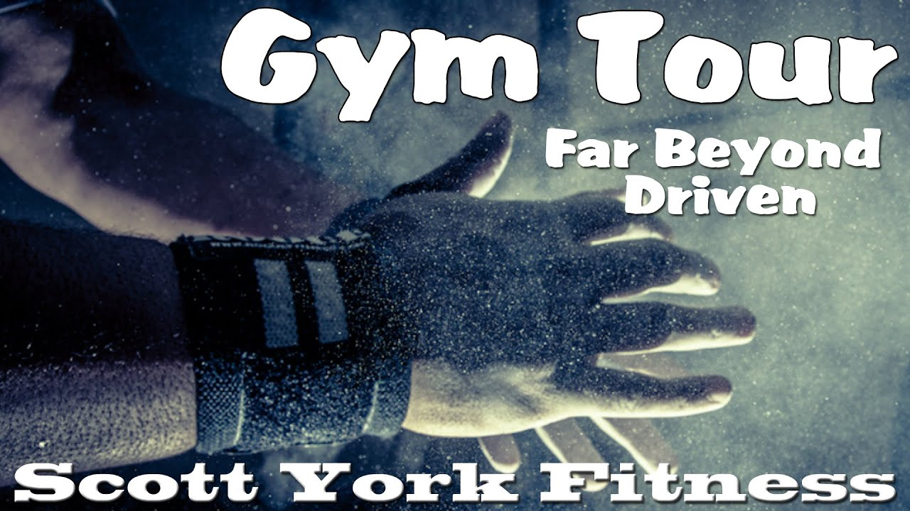 Scott york fitness garage gym tour rogue