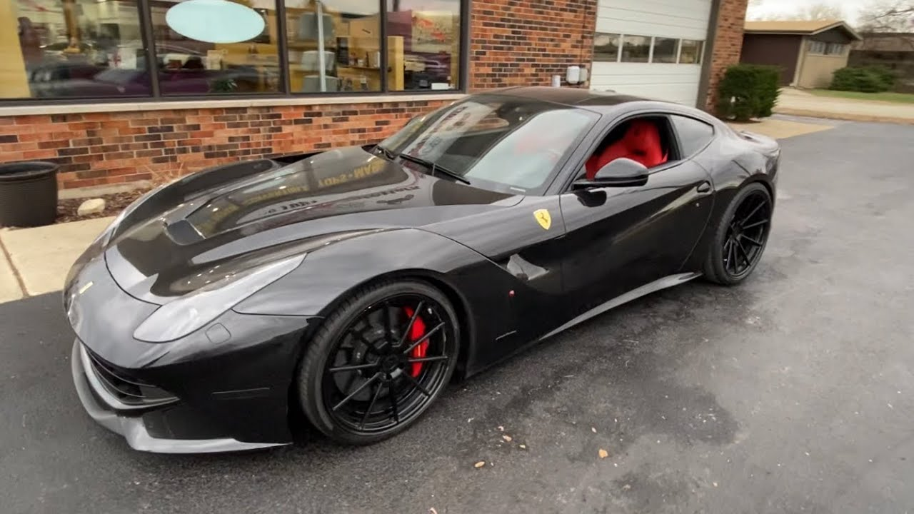 THE REAL STORY BEHIND MY FERRARI F12...