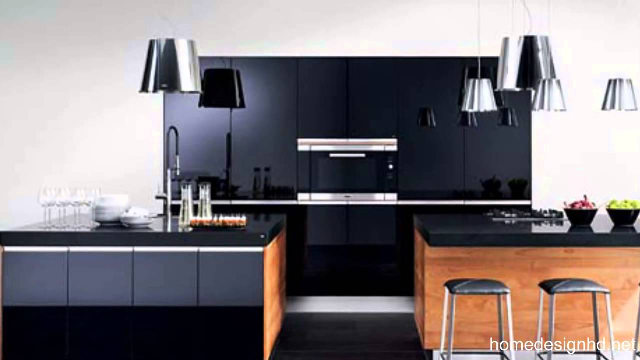 Kitchen Interior Design Ideas Modern Kitchen Sets [HD]   YouTube
