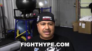 ROBERT GARCIA BREAKS DOWN KELL BROOK VS. ERROL SPENCE; SAYS SPENCE GOING TO UK IS A STRONG STATEMENT