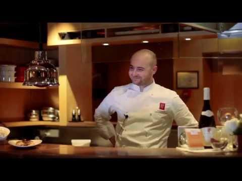 Documentaire sur Ludovic Bonneville, chef de l'Hôtel Warwick Champs Elysées