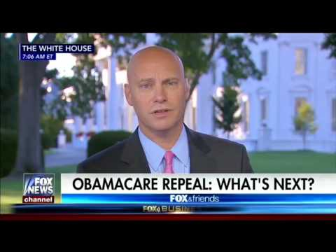 WH Legislative Affairs Director Marc Short On The Obamacare Insurance/Congressional Bailout