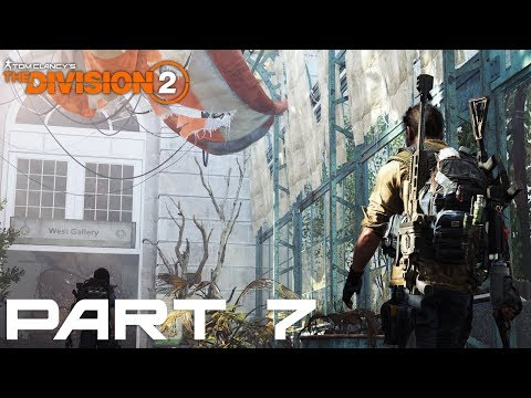 southwest-dc【-the-division-2-】gameplay-walkthrough-part-7-(full-game)