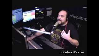 Bubba the Love Sponge calling Mike Calta Live on The Bone Jan 5 2015