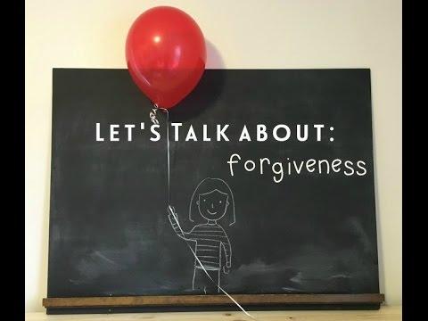 short talk on forgiveness