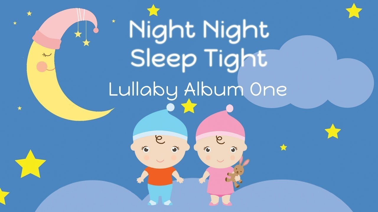 Baby Lullaby Music Album 10 Gentle Lullabies For Babies To