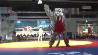 В Якутске открылся турнир по вольной борьбе памяти Р.Дмитриева