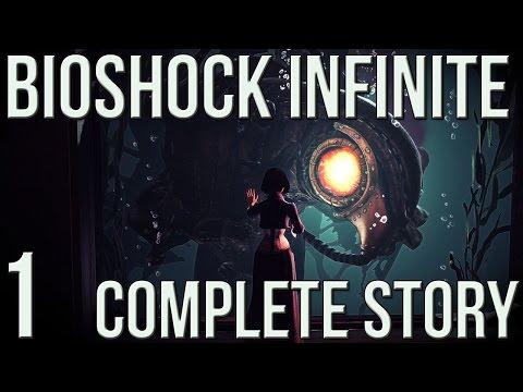 Complete Story - Mindblown -  Bioshock Infinite #1 |