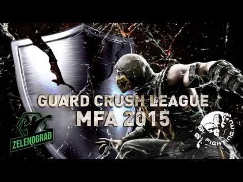 Mortal Kombat 9 Guard Crush MFA League  part 1