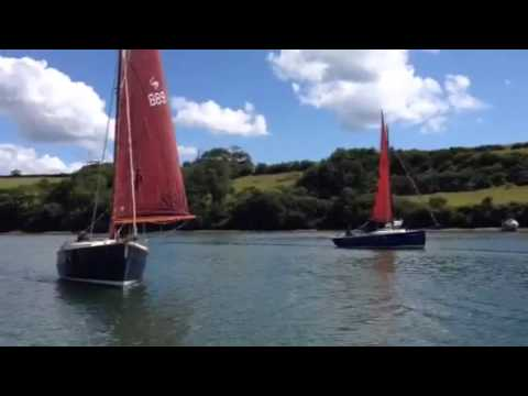 Creek Crawl July 2015 - St Mawes and the Percuil River