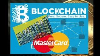 ماستركاردMasterCard سوف تسمحلك الآن تدفع مع blockchain بلوكشين-  ولكن ليس bitcoinبيتكوين