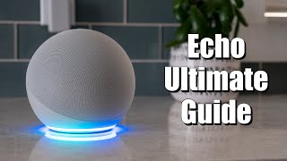 Everything the Amazon Echo (4th Gen) Can Do