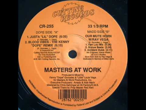 Masters At Work - Justa &39;&39;Lil&39;&39; Dope