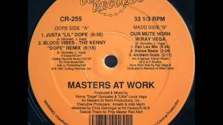 Play Blood Vibes (Kenny Dope mix)