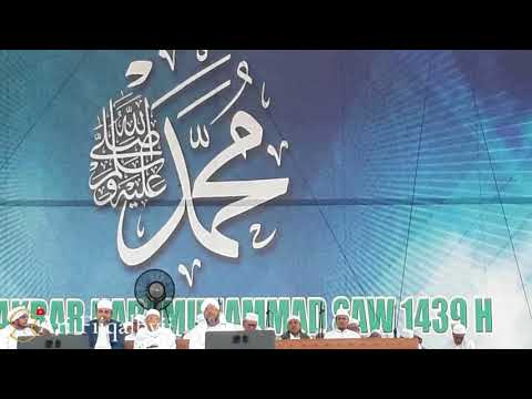 Hadroh Majelis Rasulullah Saw - Qasidah Allahu Allah Ya Allah
