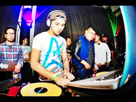 DJ Al Ghazali 2016 - LIVE Perform BALI