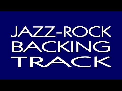 JAZZ-ROCK Backing Track in Em