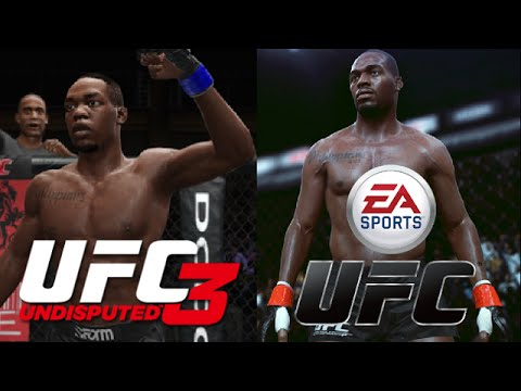 EA UFC (PS4) VS UFC U3 (PS3) - YouTubeUfc Undisputed 4 Ps3