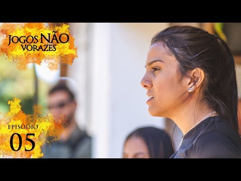 Jogos Não Vorazes - MATA-MATA (DANI VS. RANGEL) | Episódio 5