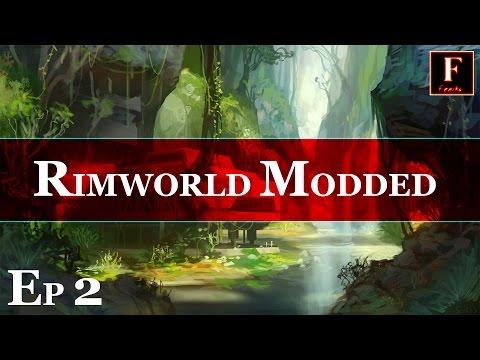 Vikings Ep 2 - Modded RimWorld Alpha 8 - Let's Play Epyk Mod Pack
