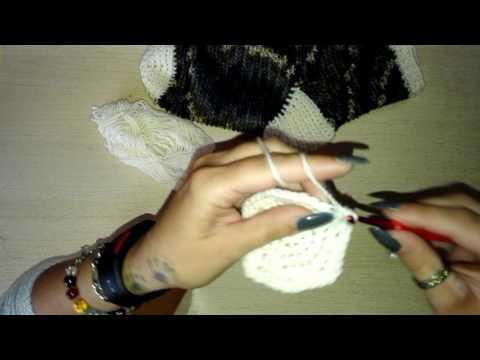 Socken Häkeln Schritt Für Schritt Anleitung Für Anfänger