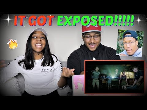 """The """"It"""" Trailer But It's Exposed By Berleezy REACTION!!!"""