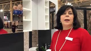 KIFF 2018. Обзор мебельных плит от компании REHAU