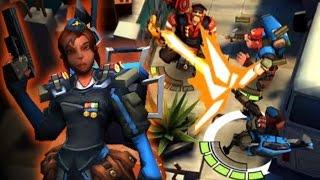 RAD Soldiers Gameplay