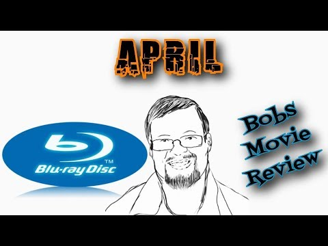 April 2018 Blu-Ray Release Preview