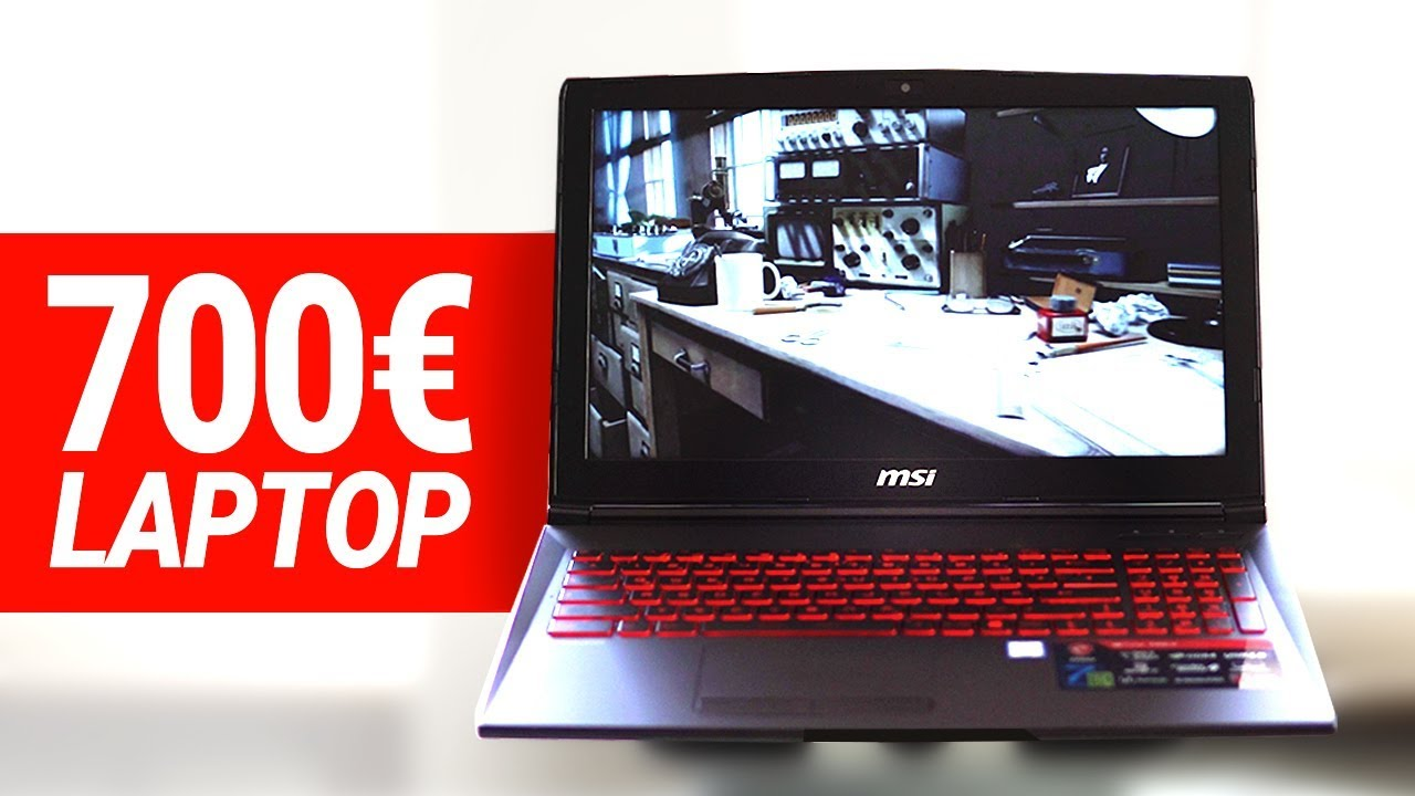 Test Gamer Laptop