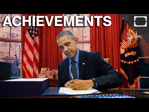 What Has Obama Accomplished As President?