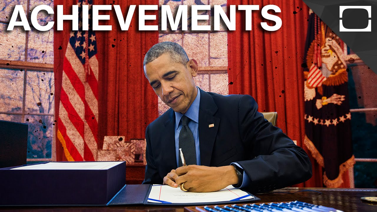 What has obama accomplished as president youtube - When is obama going to be out of office ...