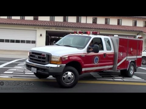 Santa Barbara Fire Department Rescue 1