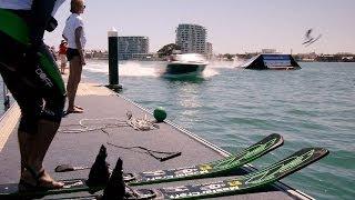 Mens Ski Jump Final - Mandurah Western Australia 2014