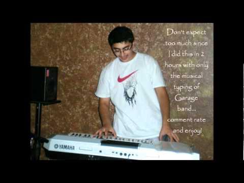 Up All Night- Drake Instrumental/Cover by Sarosh Mawani