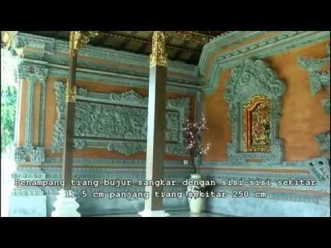 Pengenalan Bangunan Bali