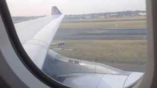 BrusselsAirlines A330 BRU-ABJ